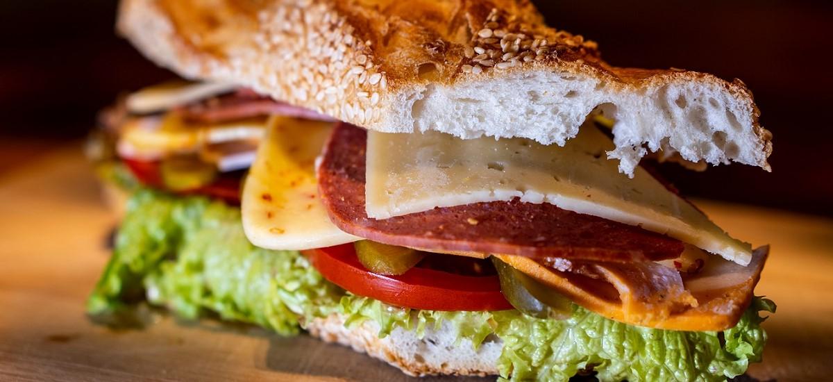 Easy Sandwich Recipes – Olive Supreme Sandwich