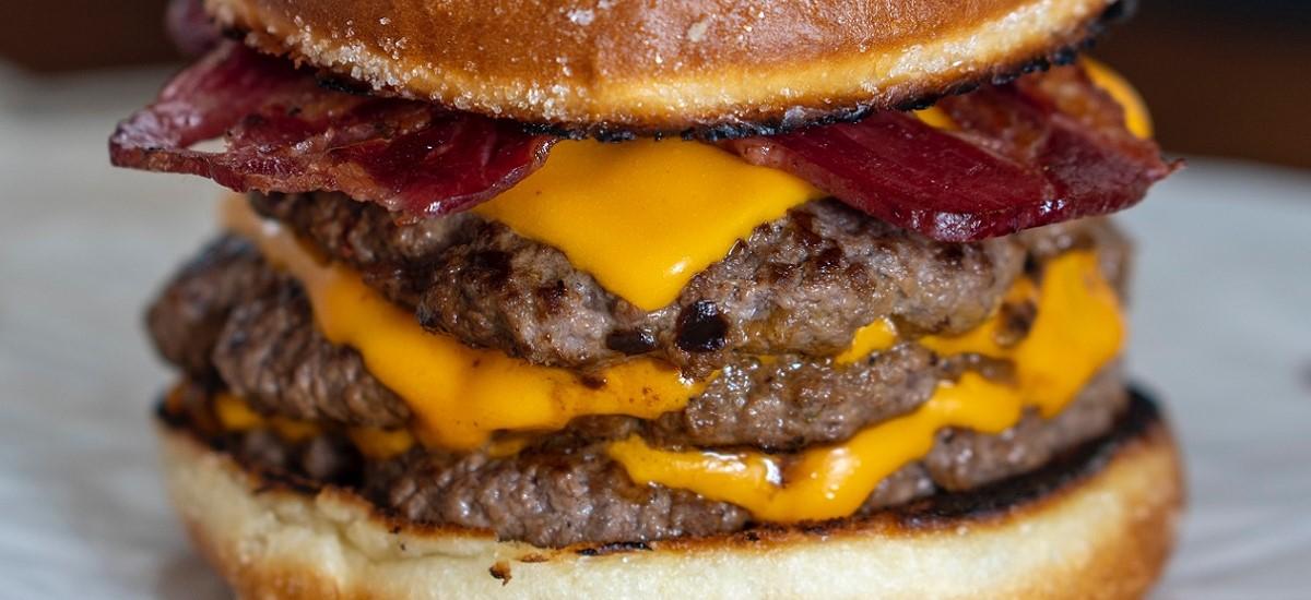 Hidden-Cheese Burgers