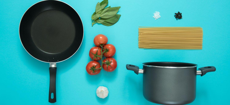 Spaghetti Olive Salad