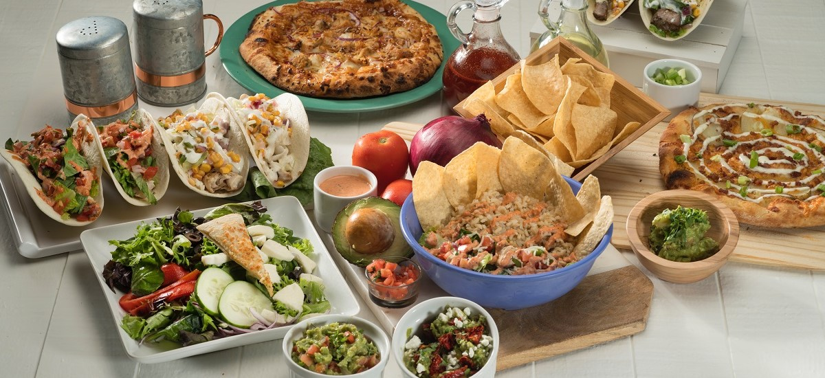 Easy Mexican Taco Dip
