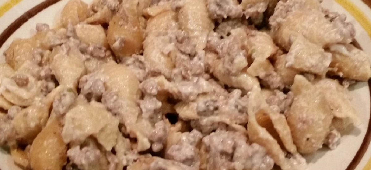 Quick and Easy Ground Beef Casserole